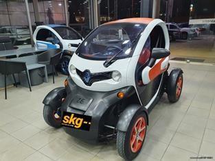 Car rental Electric Renault Twizy
