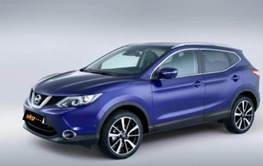 Car Rental Suv Jeep Automatic | Nissan Qashqai in Thessaloniki
