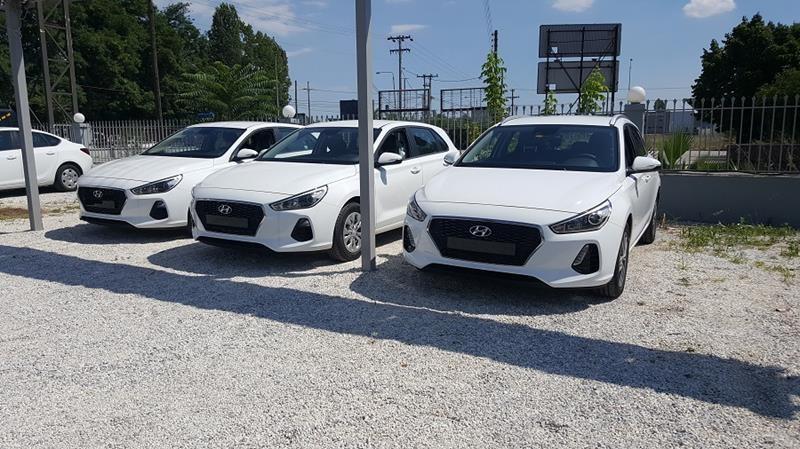 New cars hyundai i30