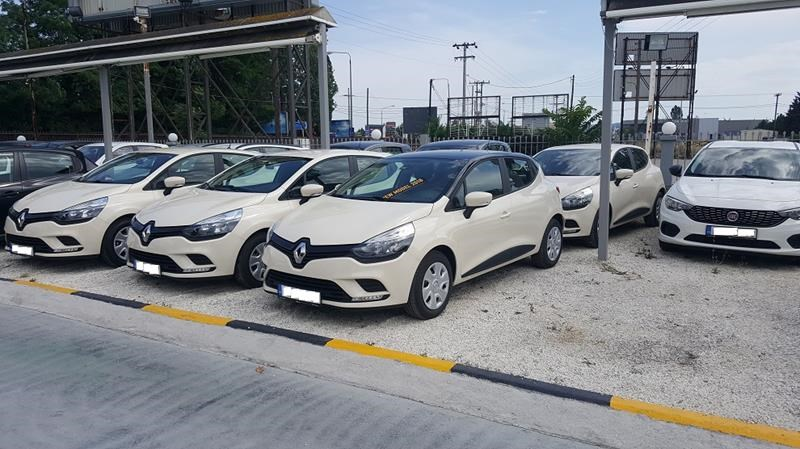 Rent a Car Thessaloniki Airport SKG - New cars Renault Clio