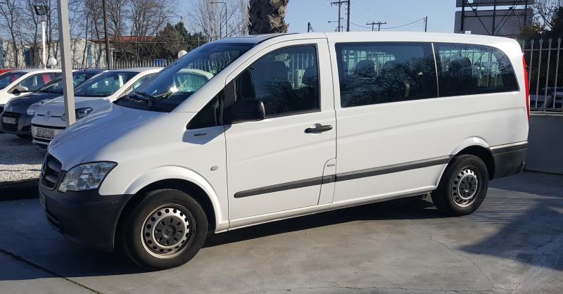 Mietwagen Thessaloniki-Mercedes-Vito