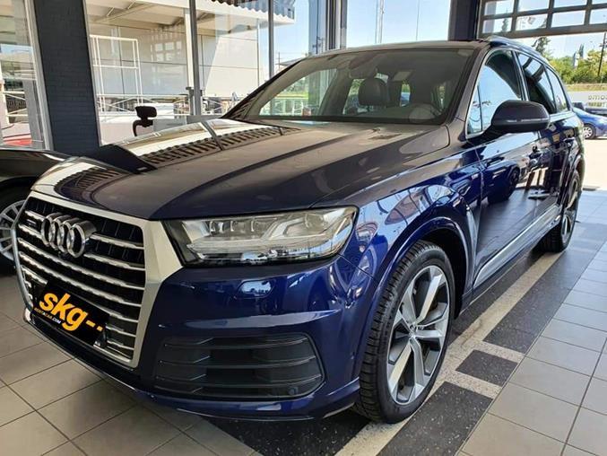 Audi Q7 S line ΜATRIX MILD HYBRID