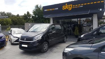Rent a Car Thessaloniki Airport skg